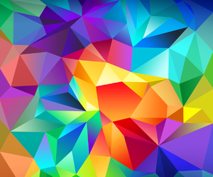 colors, samsung, and wallpaper image