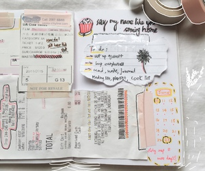 beautiful and journal image