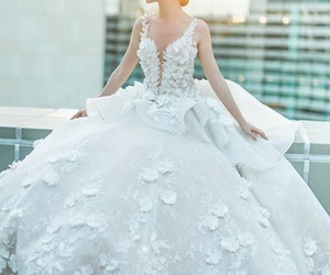 beautiful, gown, and Dream image