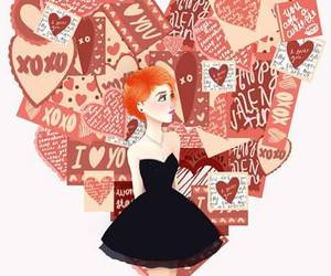 paramore, hayley williams, and the only exception image