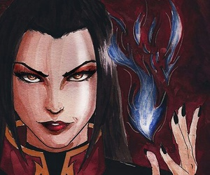 azula and avatar image
