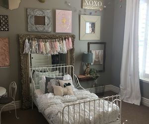 bedroom, children, and kid image