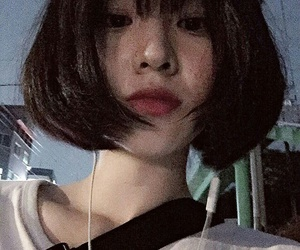 108 images about Ulzzang Girls short hair on We Heart It