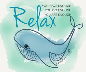 draw, relax, and shamoo image