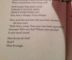 magic, book, and reading image