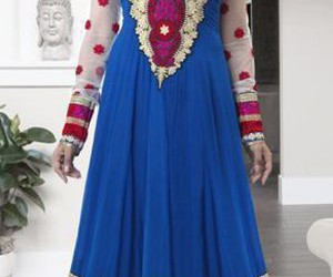 buy online dress, bollywood dress, and nallucollection image