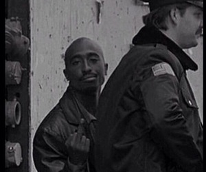 king, the greatest, and 2pac shakur image