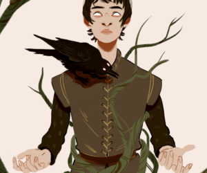 game of thrones, got, and bran stark image