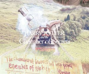 harry potter, chamber of secrets, and movie image