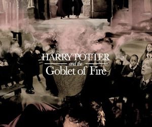 harry potter, goblet of fire, and movie image