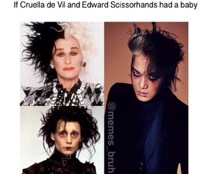 boy, creepy, and edward scissorhands image