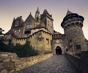 architecture, castles, and fairytale image