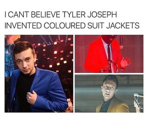 funny, lol, and twenty one pilots image