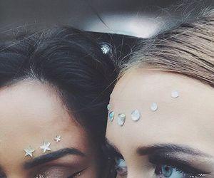eyes, fun, and glitter image