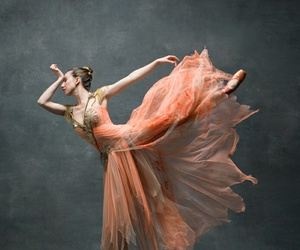 dance, ballet, and dress image