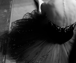 ballet, black and white, and body image