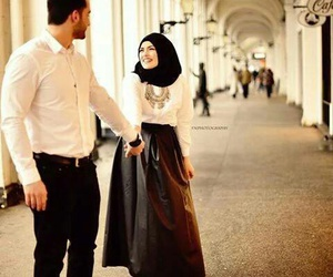 couple, muslim, and Turkish image