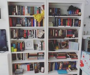 alternative, biblioteca, and books image