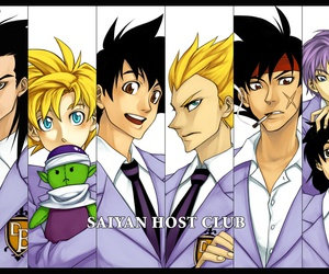 aww, dragon ball z, and cute image