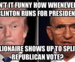 politics, donald trump, and funny meme image
