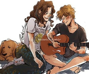 couple, larry stylinson, and fan art image