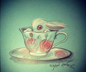 memories, signatures, and rabbit image