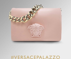girly, pink, and purse image