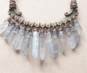 necklace, style, and boho image