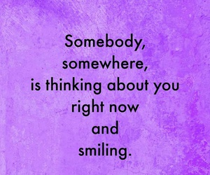 others, thoughts, and smile image