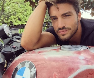 bmw, mariano di vaio, and model image