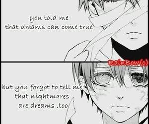 black butler, ciel, and anime image
