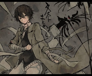 dazai osamu and bungou stray dogs image