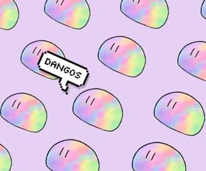 dangos, clannad dango, and dango image