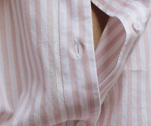 blouse, fashion, and striped image