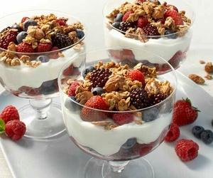 berries and dessert image