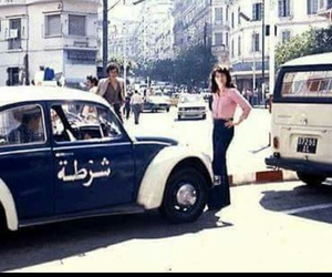 police, alger, and voiture image