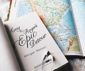 book, map, and morgan matson image