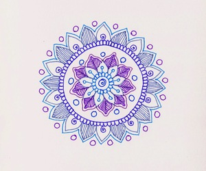 art, design, and mandala image