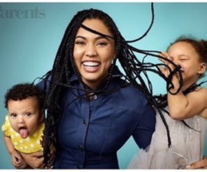 beautiful, daughters, and mom image