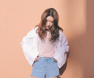 korean, ulzzang, and stylenanda image
