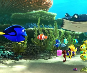 fish and finding dory image