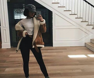 kylie jenner, style, and kylie image