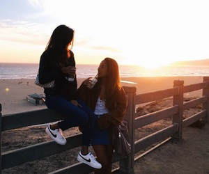 aesthetic, bff, and girls image