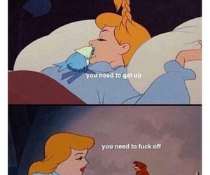 cinderella, quotes, and every morning image