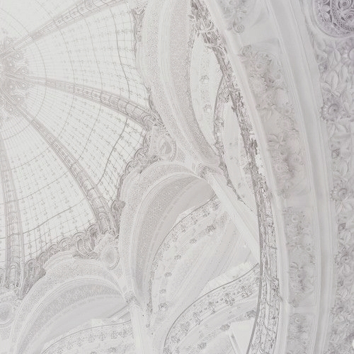 white and architecture image
