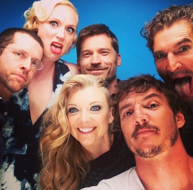 game of thrones, pedro pascal, and Natalie Dormer image
