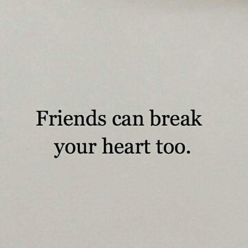 friends, quotes, and heart image