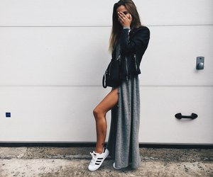 fashion, girl, and style image