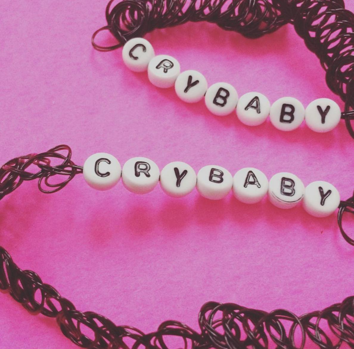 crybaby, necklace, and melaniemartinez image