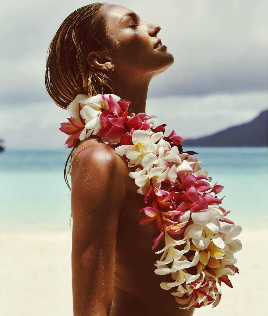 candice swanepoel, girl, and summer image